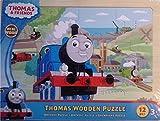 Thomas Wooden Jigsaw Puzzle - 12pcs
