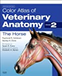 Color Atlas of Veterinary Anatomy, Vo...