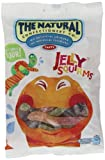 The Natural Confectionery Company Jelly Squirms 180 g (Pack of 12)