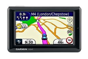 Garmin Nuvi 1690 Traffic Satellite Navigation System with UK & European Mapping