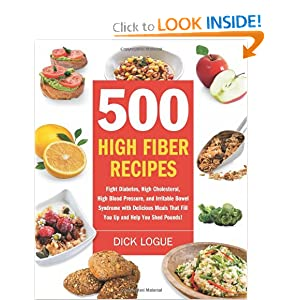 Click to buy Healthy Blood Pressure: 500 High Fiber Recipes Fight High Blood Pressure from Amazon!