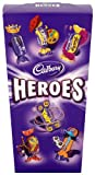 Cadbury Heroes Chocolate Selection Box 200 g (Pack of 4)