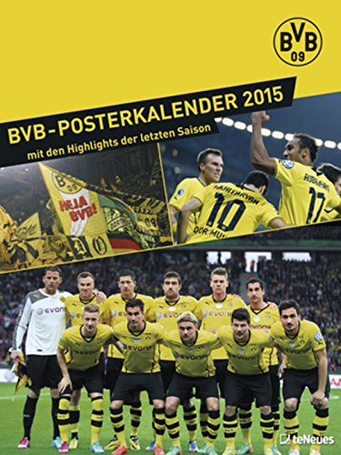 Borussia Dortmund XL Kalender 2015, Buch