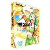 インターネット VOCALOID 3 Megpoid Power