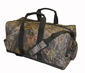 "CLC Sportsman Mossy Oak 1111M 24-inch Gear Bag, ""WEEKENDER"" [Tools & Hardware]"