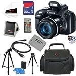 Canon PowerShot SX50 HS 12.1 MP Digit...
