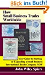 How Small Business Trades Worldwide