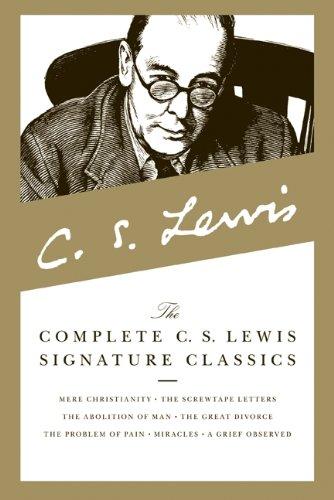 The Complete C. S. Lewis Signature Classics front-923407