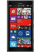 Nokia Lumia 1520 Phablet, Nero [Italia]