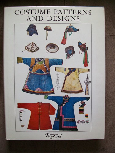 Costume Patterns and Designs: Max Tilke: 9780847812097: Amazon.com: Books
