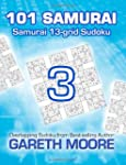 Samurai 13-Grid Sudoku 3: 101 Samurai