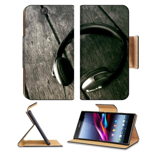 Headphones Desks Floor Light Outdoor Sony Xperia Z Ultra Flip Case Stand Magnetic Cover Open Ports Customized Made To Order Support Ready Premium Deluxe Pu Leather 7 1/4 Inch (185Mm) X 3 15/16 Inch (100Mm) X 9/16 Inch (14Mm) Liil Sony Xperia Z Ultra Cover