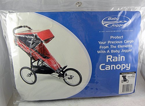 Baby Jogger Q Single Rain Canopy