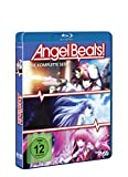 Image de Angel Beats! Komplettbox Bd [Blu-ray] [Import allemand]