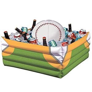 Click to buy Inflatable Baseball Coolerfrom Amazon!