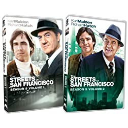 Streets of San Francisco: The Complete Fifth Season