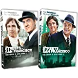 Streets of San Francisco: Season Five - Vol. 1 & 2 - Two Pack