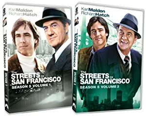 Streets of San Francisco: Season 5