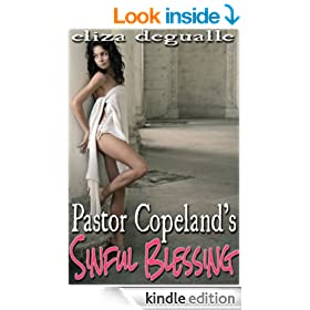 Pastor Copeland's Sinful Blessing (Pastor Copeland's Impurity Club Book 1)