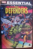 img - for Essential Defenders TP Vol 04 book / textbook / text book