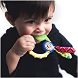 Nuby Wacky Teething Ring (Discontinued by Manufacturer)