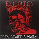 Lets Start A War [LP][Limited Edition]