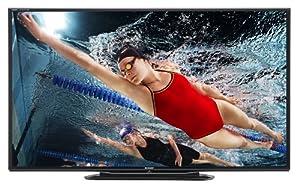 Sharp LC-60LE757U 60-Inch Aquos Quattron 1080p 240Hz Smart LED 3D HDTV (2013 Model)