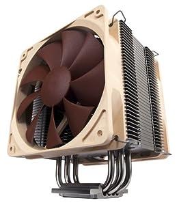 Noctua NH-U12P SE2 Unité de refroidissement pour CPU LGA1366 1156 775 AM2 AM2+ AM3 avec ventilateur 12 mm max 19,8 dbA