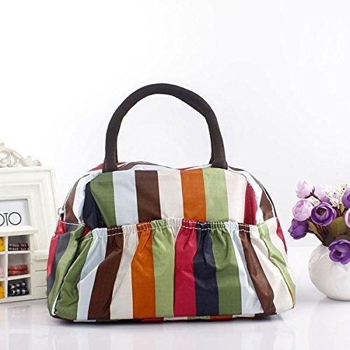 Angewandter ökonomischer Mittagessen Kasten Taschen lässige Handtasche kleine Tasche DZ344 (E)