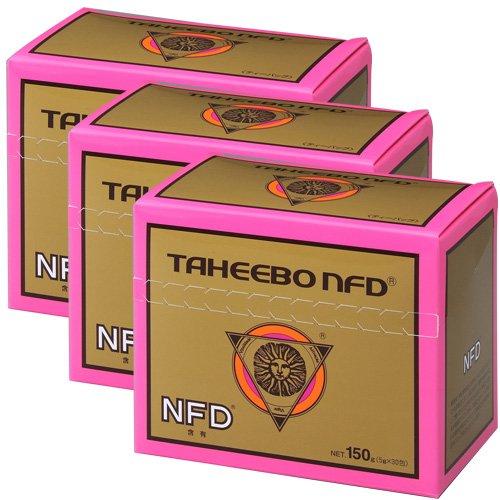 タヒボNFD ティーバッグ タイプ 3箱+天然水 2L