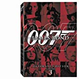 James Bond Ultimate Edition - Vol. 3 (GoldenEye / Live and Let Die / For Your Eyes Only / From Russia With Love / On Her Majesty's Secret Service) ~ George Lazenby
