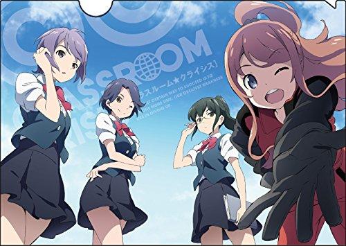 Classroom☆Crisisクリアファイル2枚セット