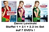 Danni Lowinski - Staffel 1+2 (7 DVDs)