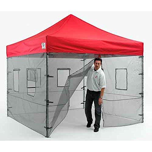 Impact Canopy 10x10 ft  Pop Up Canopy Tent Sidewalls Food