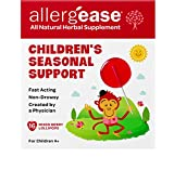 AllergEase Children's Mixed Berry Lollipop (6)