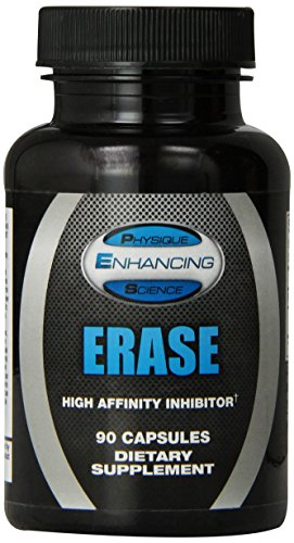 Physique Enhancing Science Erase Weight Loss Supplement, 90 Count