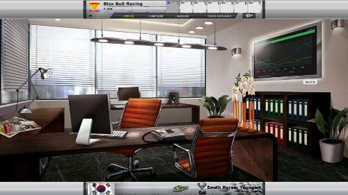 Racing Manager 2014  screenshot