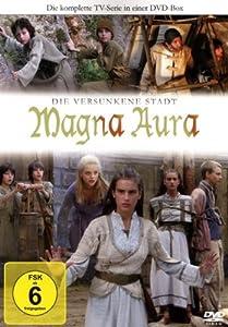Magna Aura - Die komplette Serie (Folgen 01-13) [2 DVDs]