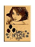 Birthday Gift - Engraved Wooden Photo Plaque (5x7), your photo on wood, Unique Personalized Engraved By Canvas Champ