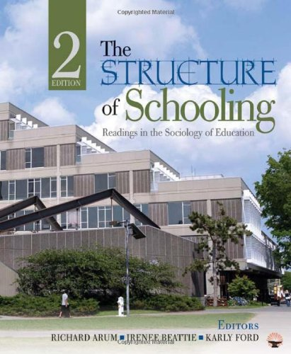 The Structure of Schooling: Readings in the Sociology of...