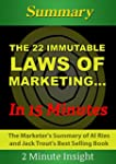 The 22 Immutable Laws of Marketing......