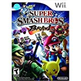 Super Smash Bros. Brawl (Nintendo Wii) - Rated T