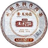 Yunnan Longrun Pu-erh Tea Cake -Dali(Year 2010,Fermented, 357g)