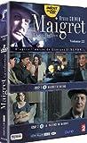 echange, troc Maigret - L'intégrale, volume 22 - Maigret se défend/La patience de Maigret