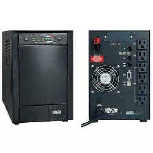 Tripp Lite Su1000Xla 1000Va 800W Ups Smart Online Tower 100V - 120V Usb Db9 Snmp Rt, 6 Outlets
