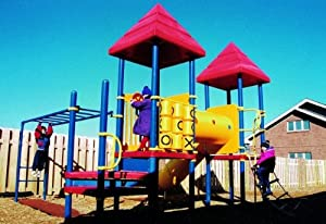 Kidstuff Playsystems 5113 Ages 2-5 Playsystem
