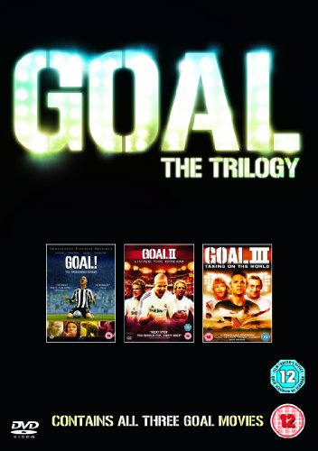 Goal! 1-3 Triple Pack [Import anglais]