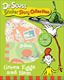 Dr Seuss Sticker Story Collection: Green Eggs and Ham Dr Seuss