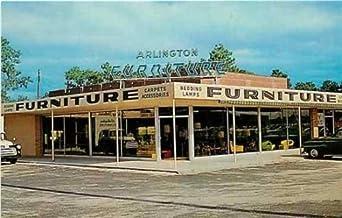 FL Jacksonville Florida Arlington Furniture Co Dexter