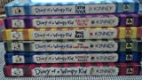 6 Books: Diary of a Wimpy Kid Series Set - Diary of a Wimpy Kid, Rodrick Rules, The Last Straw, Dog Days, The Ugly Truth & Cabin Fever (Diary of a Wimpy Kid Set Series, Vol. 1, 2, 3, 4, 5, 6)